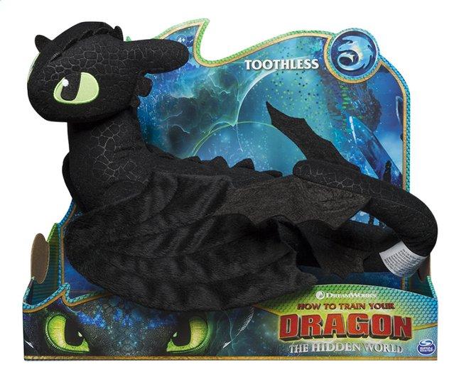 Image pour Dragons 3 figurine Deluxe Toothless à partir de ColliShop