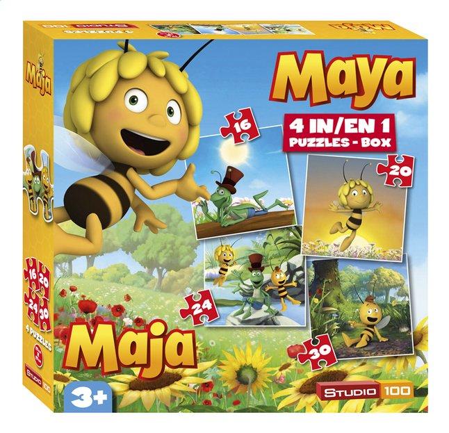 Image pour Puzzle évolutif 4 en 1 Maya l'Abeille à partir de ColliShop