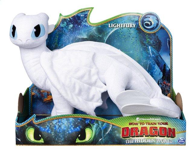 Image pour Dragons 3 figurine Deluxe Lightfury à partir de ColliShop