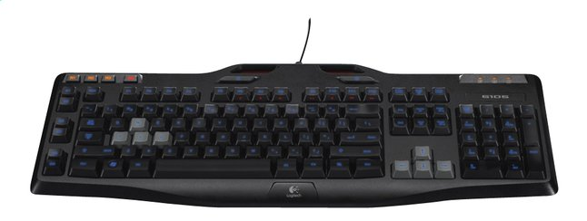 Afbeelding van Logitech gaming toetsenbord G105 from ColliShop