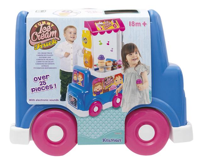 Afbeelding van Yummy Ice Cream Truck ijscokar from ColliShop