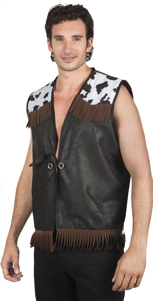 Gilet de cow-boy L/XL