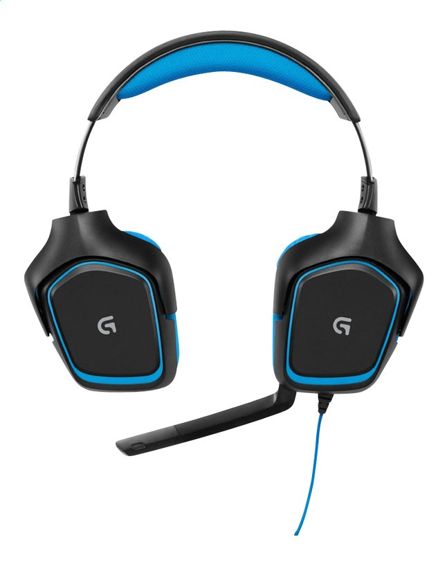 Afbeelding van Logitech gaming headset voor pc G430 from ColliShop