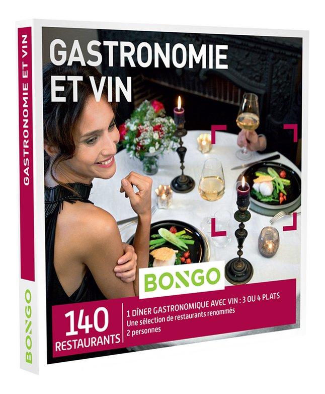 Bongo Gastronomie et Vin