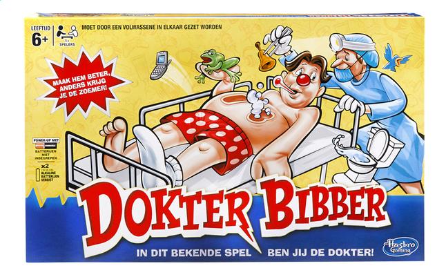 Afbeelding van Dokter Bibber from ColliShop