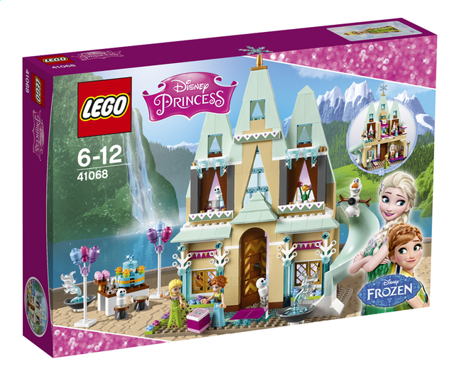 Afbeelding van LEGO Disney Princess 41068 Kasteelfeest in Arendelle from ColliShop