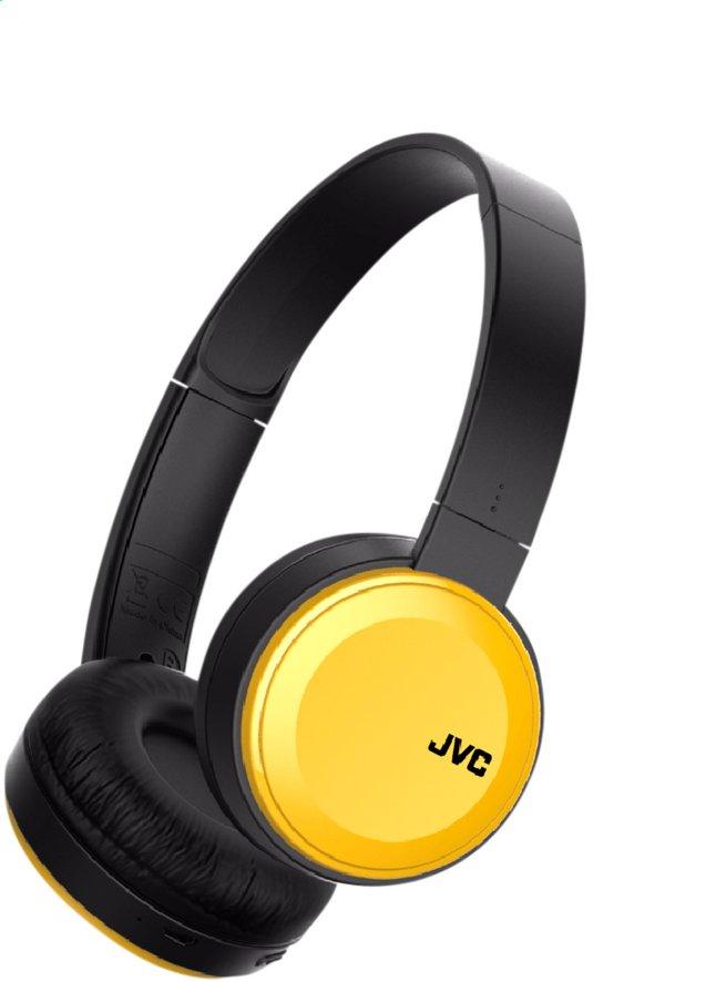Image pour JVC casque Bluetooth HA-S30BT-Y-E jaune/noir à partir de ColliShop