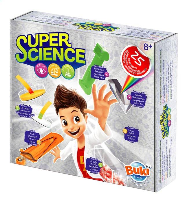 Image pour Buki France Kit d'expériences Super Science à partir de ColliShop