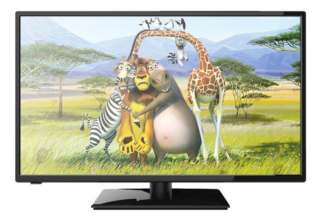 Lenco télévision LED avec lecteur DVD intégré DVL-3242 32