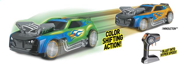 Afbeelding van Nikko auto RC Hot Wheels Hyper Racer Twinduction from ColliShop
