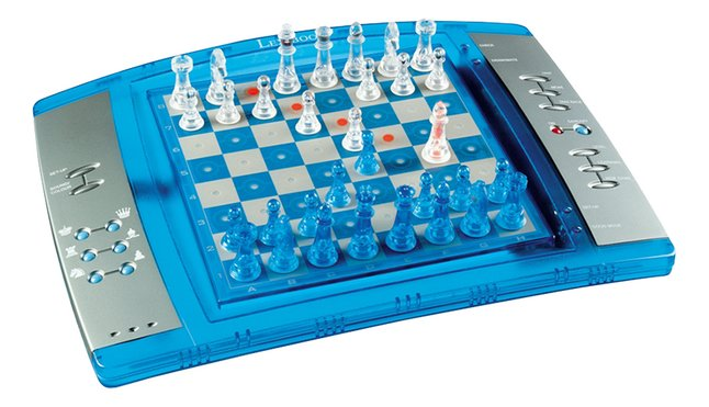 lexibook jeu d 39 checs lectronique chess light collishop. Black Bedroom Furniture Sets. Home Design Ideas