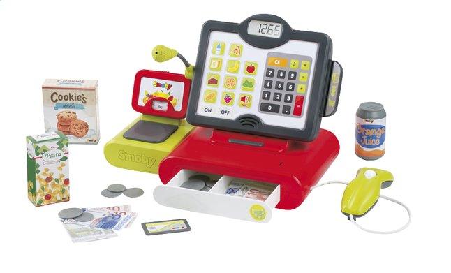 Afbeelding van Smoby elektronische kassa from ColliShop