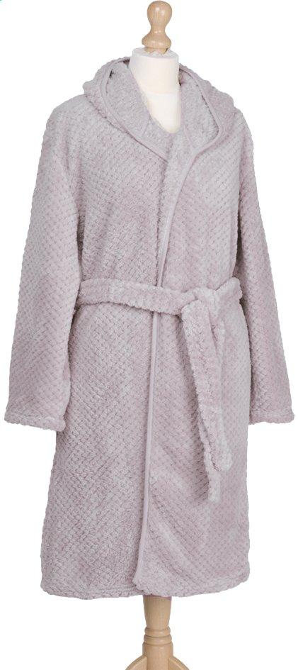 Image pour Jules Clarysse Robe de chambre Soho taupe L/XL à partir de ColliShop