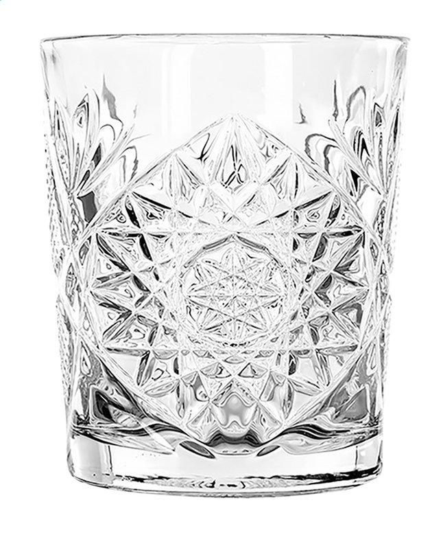 Libbey 12 verres à whisky Hobstar 35 cl