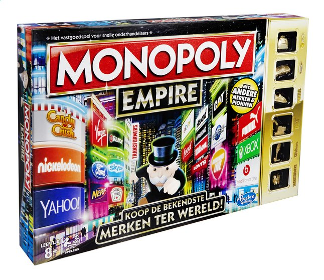 Afbeelding van Monopoly Empire from ColliShop