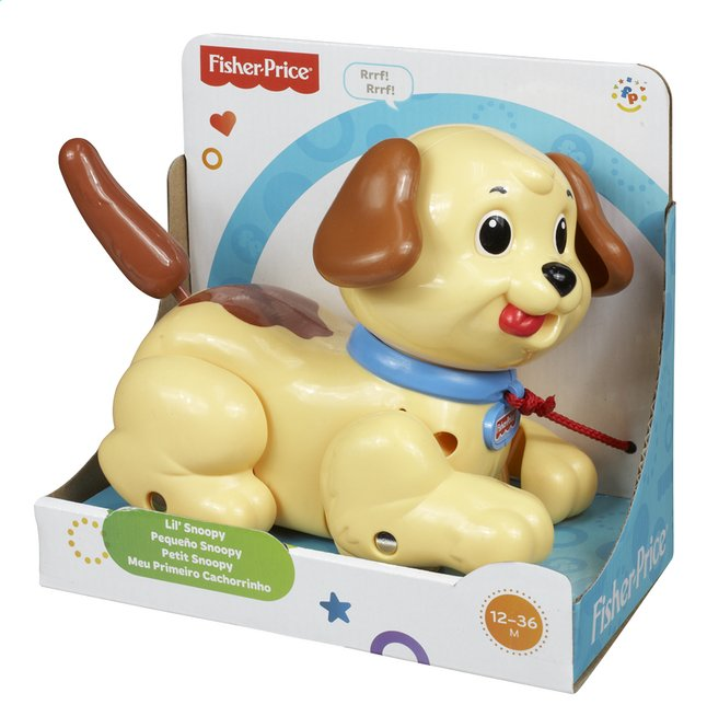 Image pour Fisher-Price Petit Snoopy à partir de ColliShop