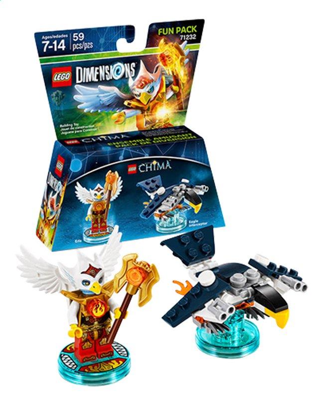 Image pour LEGO Dimensions figurine Fun Pack Chima 71232 Eris à partir de ColliShop