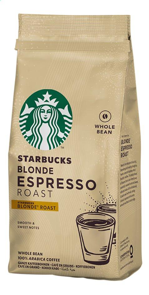 Image pour Starbucks Café en grains blonde espresso - 6 paquets à partir de ColliShop