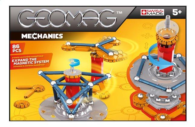 Image pour Geomag Mechanics 86 pièces à partir de ColliShop