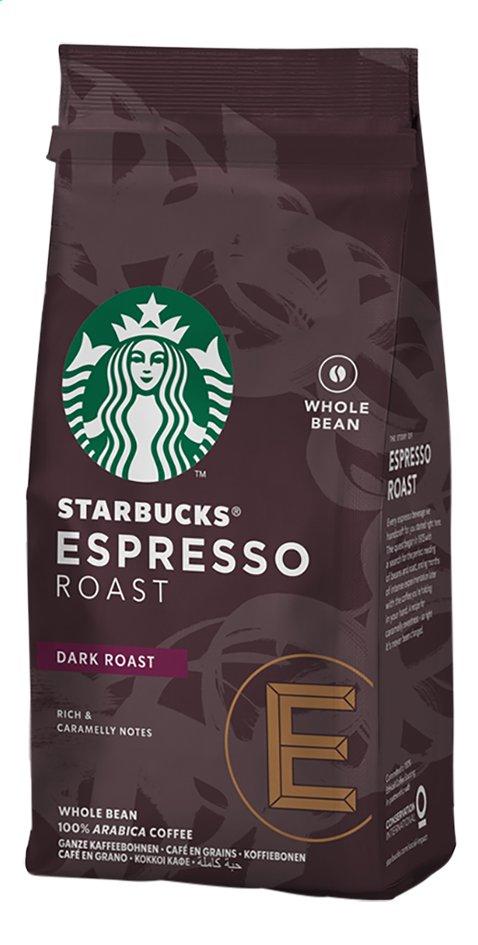 Image pour Starbucks Café en grains dark espresso - 6 paquets à partir de ColliShop