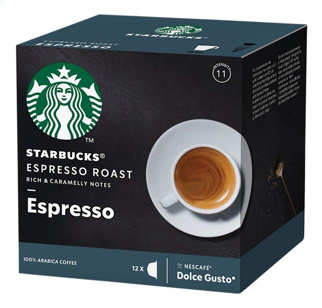 Image pour Starbucks Capsules Roast espresso - 3 boîtes à partir de ColliShop