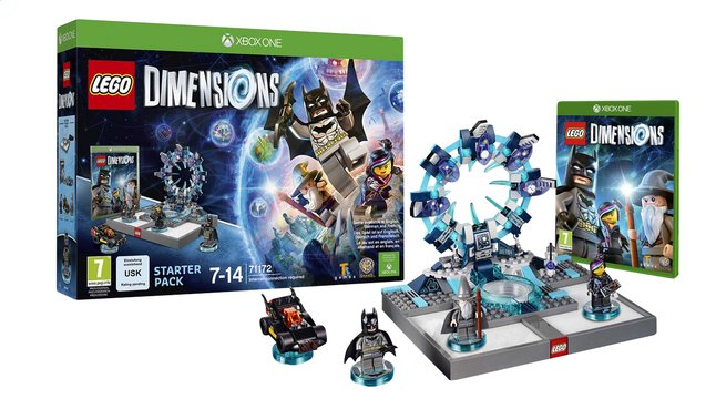 Afbeelding van XBOX One LEGO Dimensions Starter Pack NL from ColliShop