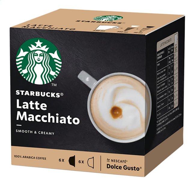 Image pour Starbucks Capsules latte macchiato - 3 boîtes à partir de ColliShop