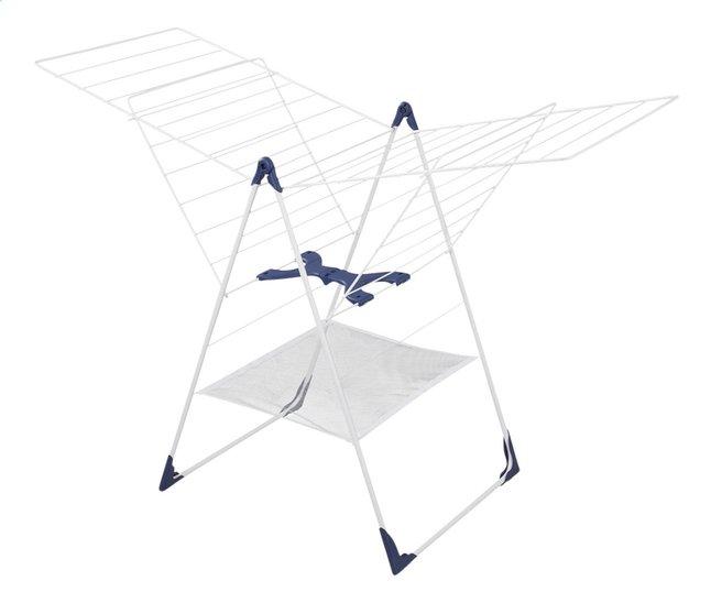 Image pour Leifheit Séchoir-papillon Classic 250 Flex blanc/bleu à partir de ColliShop