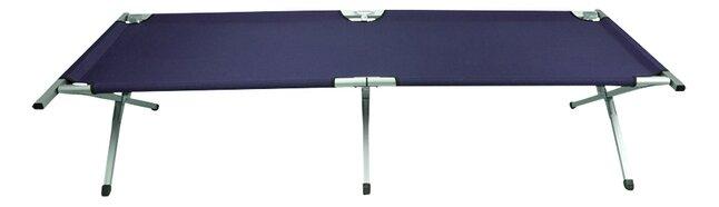 Image pour Nordic Master lit de camp Comfort bleu à partir de ColliShop