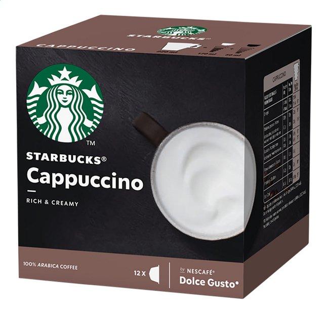 Afbeelding van Starbucks Capsules cappuccino - 3 dozen from ColliShop