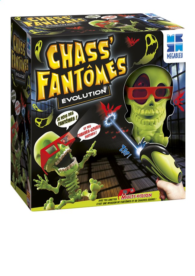 Afbeelding van Chass' Fantômes Évolution FR from ColliShop