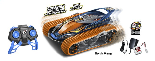 Afbeelding van Nikko auto RC Velocitrax Electric orange from ColliShop