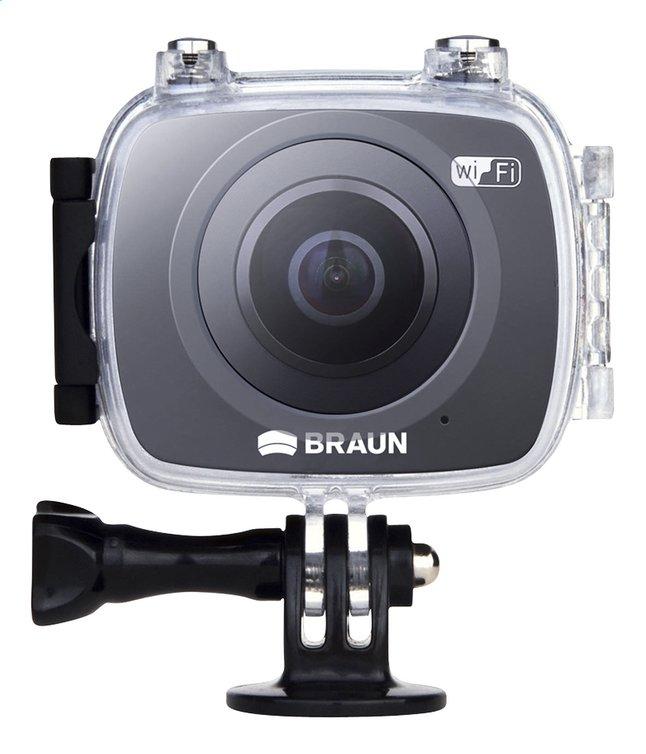 Image pour Braun Action Cam Champion 360 à partir de ColliShop