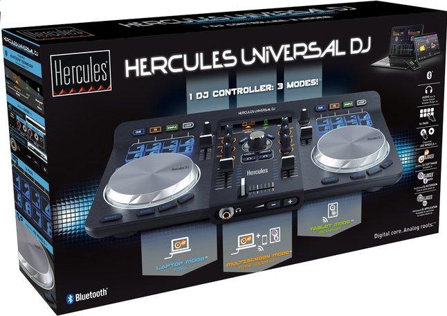 Image pour Hercules table de mixage DJ Control Universal à partir de ColliShop