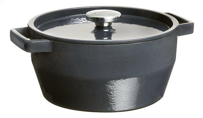 27a5d4ff5c1d27 Image pour Pyrex Cocotte ronde SlowCook gris 24 cm - 3,6 l à partir