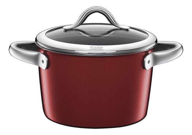 Image pour Silit casserole Vitaliano Rosso 22 cm - 4,7 l à partir de ColliShop