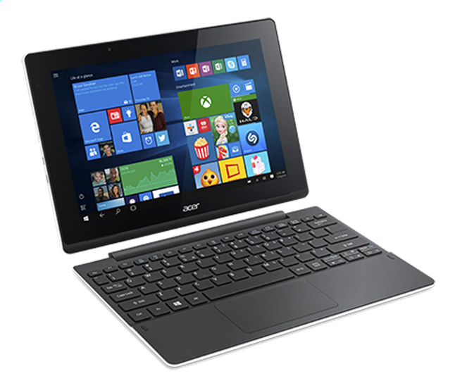 Afbeelding van Acer Tablet Switch 10E 10.1 inch 32 GB wit from ColliShop