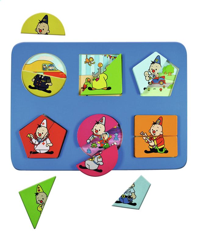 Afbeelding van Bumba houten puzzel from ColliShop