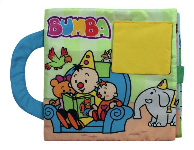 Afbeelding van Bumba knisperboek met flapjes from ColliShop