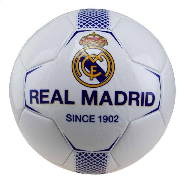 Afbeelding van Voetbal Real Madrid maat 5 wit from ColliShop