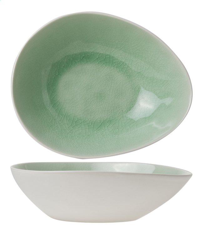 Image pour Cosy & Trendy 6 plats de service Spirit Green L 18,8 x Lg 18,4 cm à partir de ColliShop