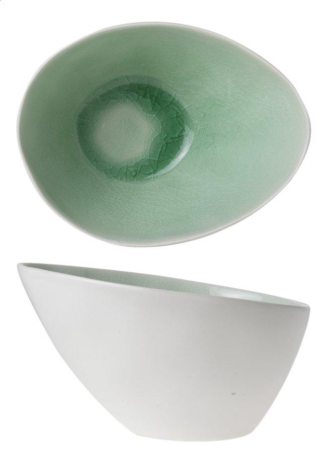 Image pour Cosy & Trendy 6 bols Spirit Green L 15,5 x Lg 11,2 cm à partir de ColliShop