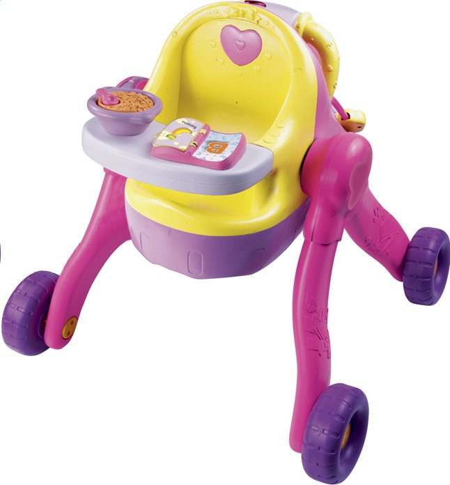 Afbeelding van VTech 3-in-1 poppenwagen Little Love from ColliShop