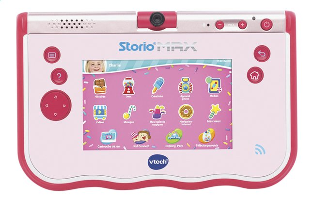 Afbeelding van VTech Tablet Storio MAX roze from ColliShop