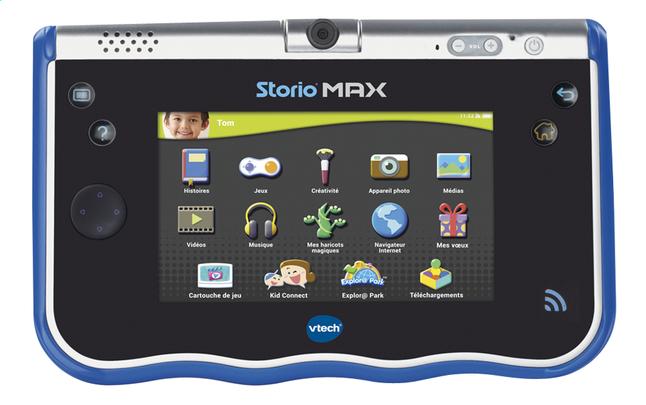 Afbeelding van VTech Tablet Storio MAX blauw from ColliShop