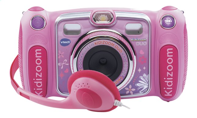 Afbeelding van VTech Kidizoom Duo rose FR from ColliShop