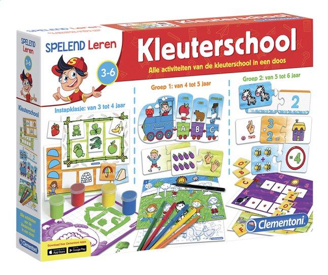 Afbeelding van Spelend leren: Kleuterschool from ColliShop