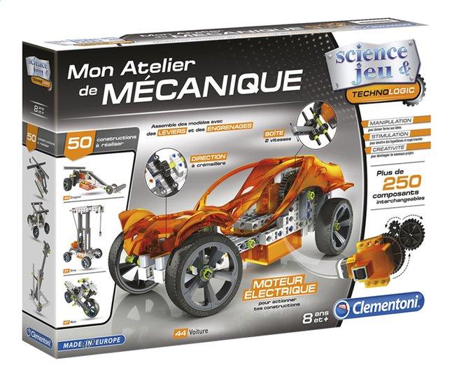Image pour Clementoni Mon atelier de Mécanique à partir de ColliShop