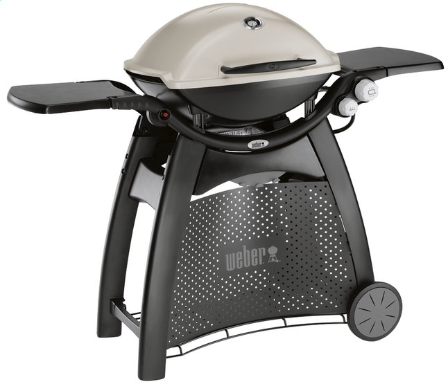 Afbeelding van Weber gasbarbecue Q 3000 titan from ColliShop