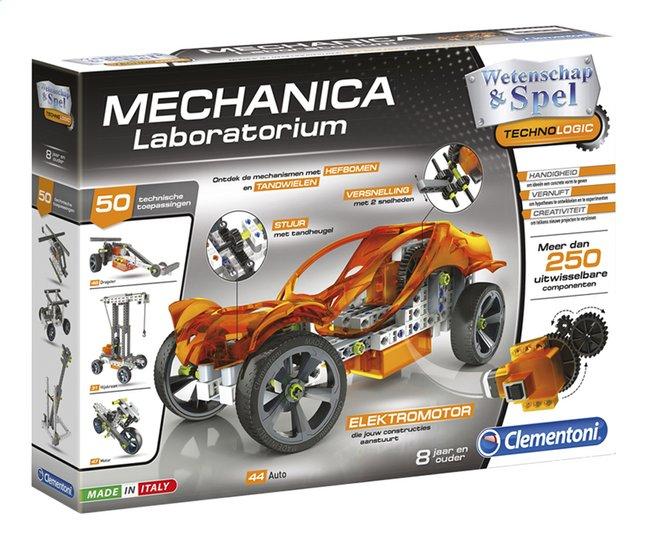 Image pour Clementoni Mechanica Laboratorium NL à partir de ColliShop